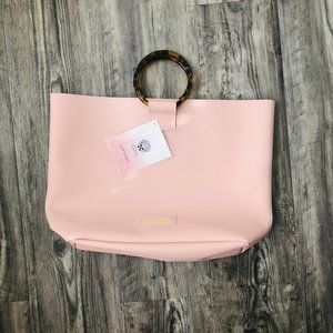 Vince Camuto Pink Bag gift with purchase exclusive